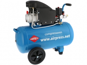 Sprężarka Airpress HL 155-50 8 bar 1.5 KM 50L 230V